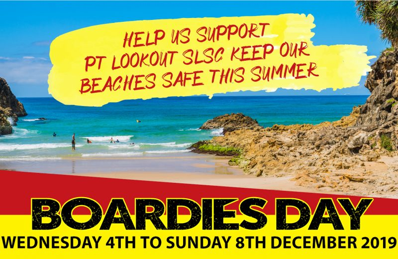 Boardies Day Fundraiser
