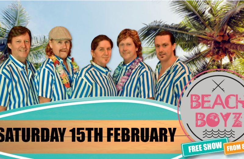 Beach Boyz Tribute