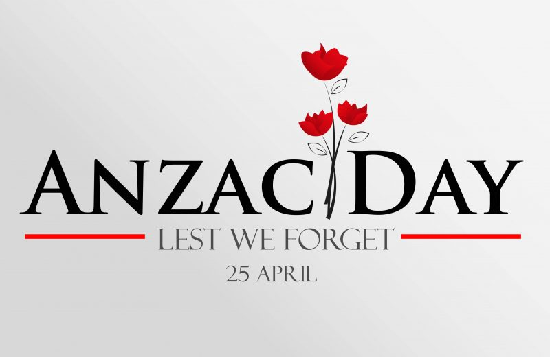 Cancelled – ANZAC Day 2020