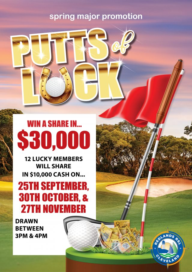 Putts of Luck