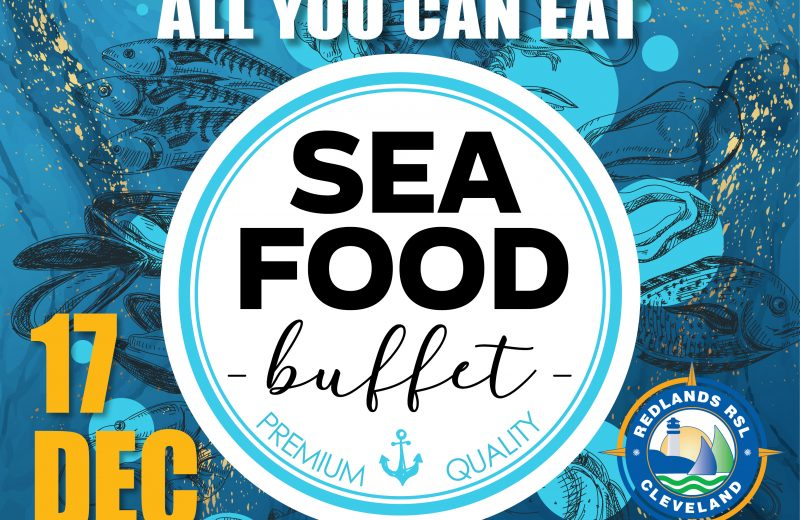 The Ultimate Seafood Buffet